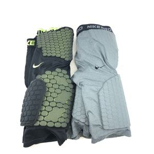 Pack Of 2 - Nike Pro Combat Padded Shorts Mens XL